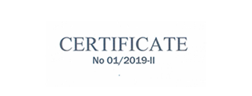Active NS ISO Certifisering